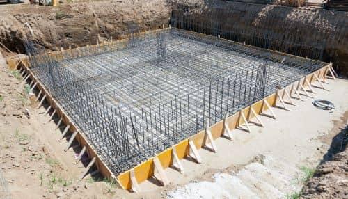 Pre-Pour Foundation