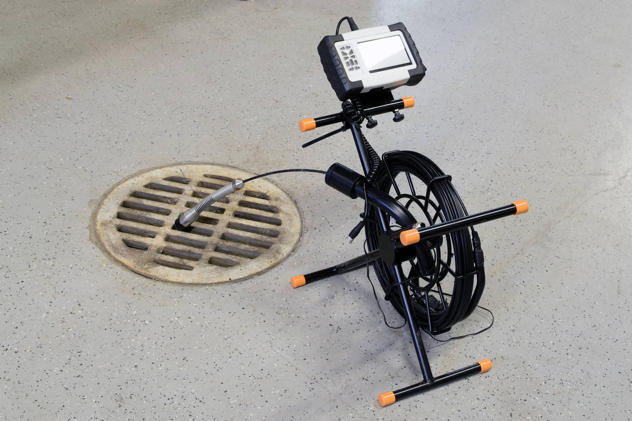 Sewer Scope Camera