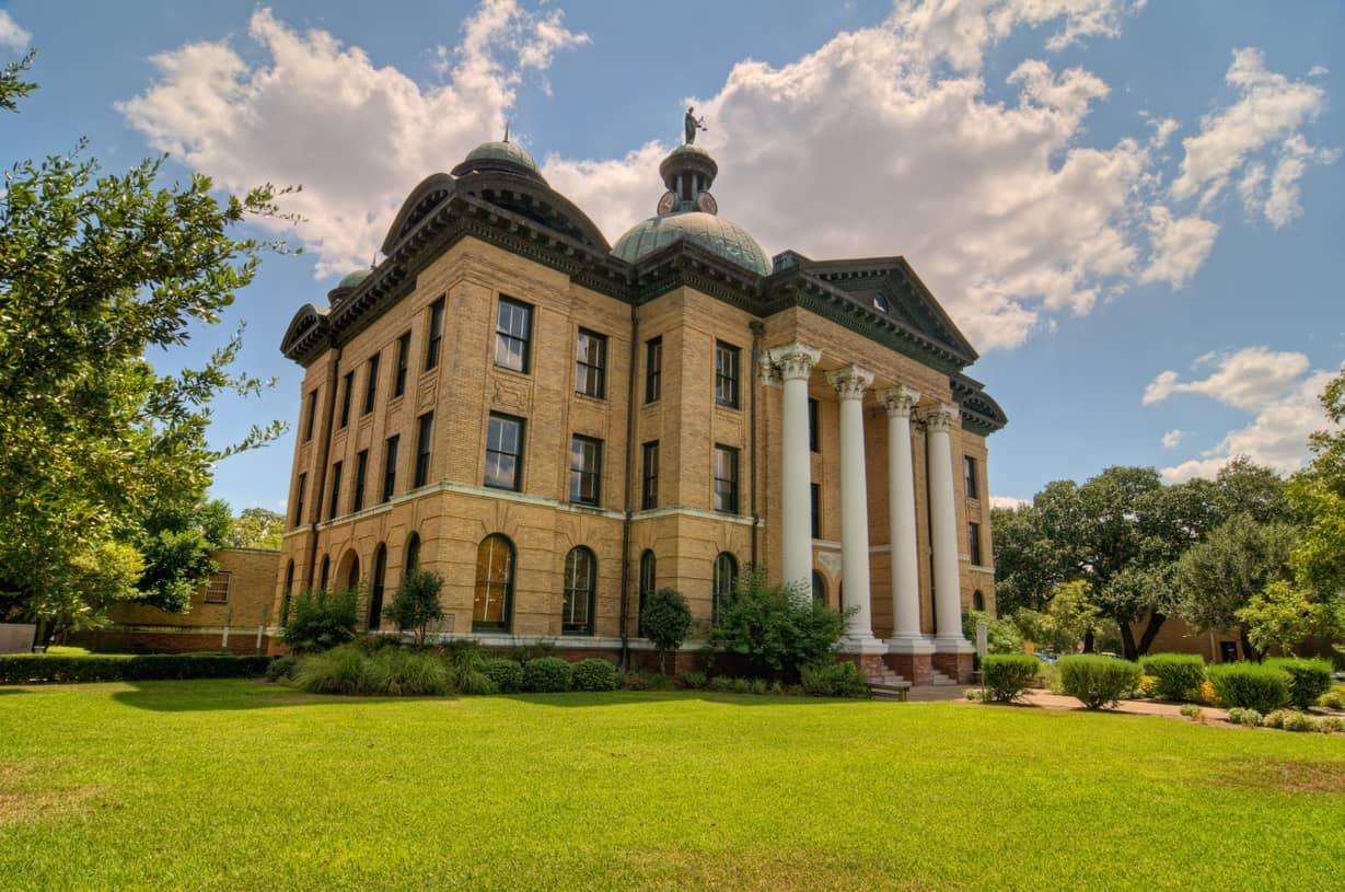 Courthouse in Rosenburg : Richmond TX